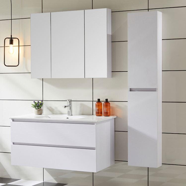 Custom bathroom cabinet for business-2