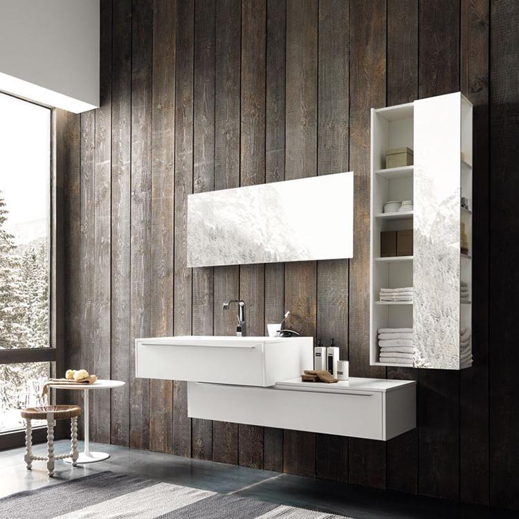 Cheap Bathroom Vanity PVC European Style Bathroom Vanity