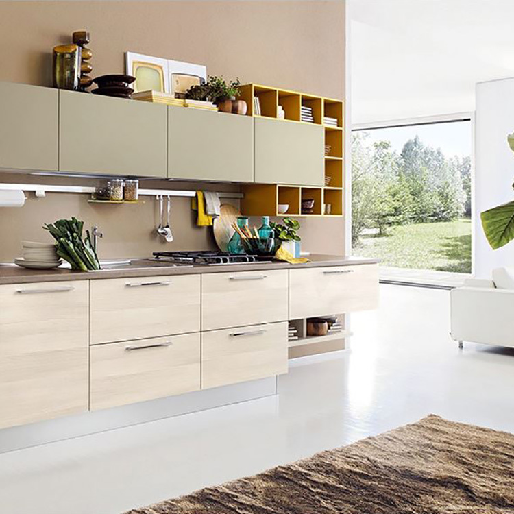 Affordable Customized Modern Kitchen Cabinets