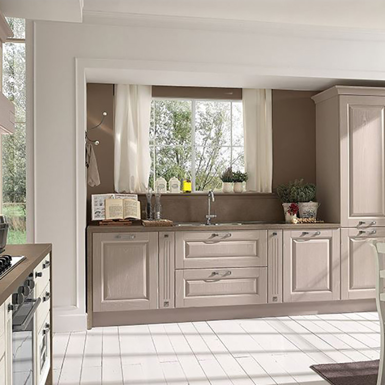 Cheap Complete Modern Kitchen Cabinets Made In China