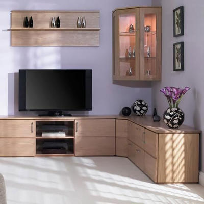 High Quality New Modern Style Wall Mount Tv Wood Cabinets Wholesale