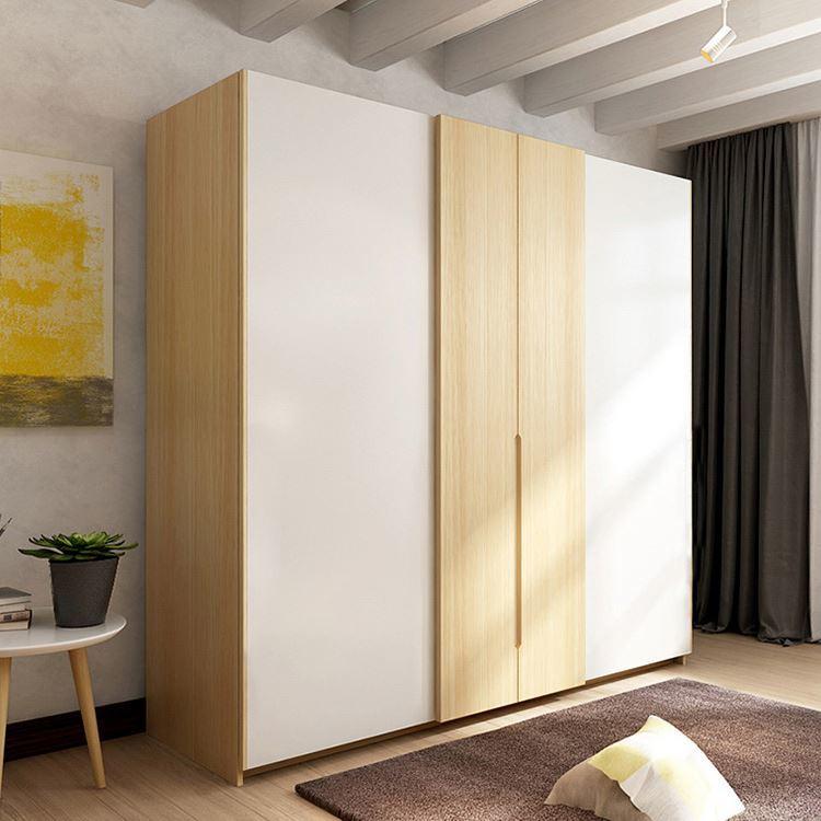 2 Door Mdf Bedroom Sliding Custom Wardrobe Prices Design