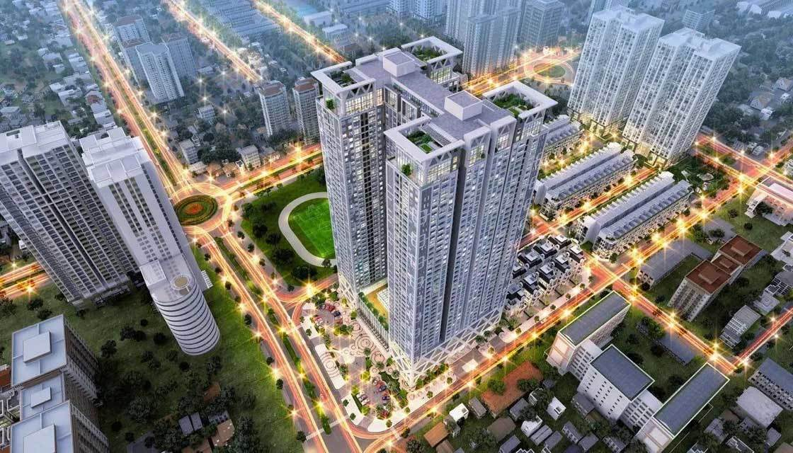 105 Units, Ho Chi Minh city, Vietnam