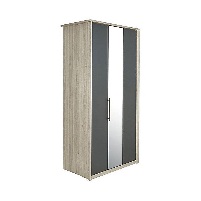 CARB II Pvc 2 Door Durable Home Closet