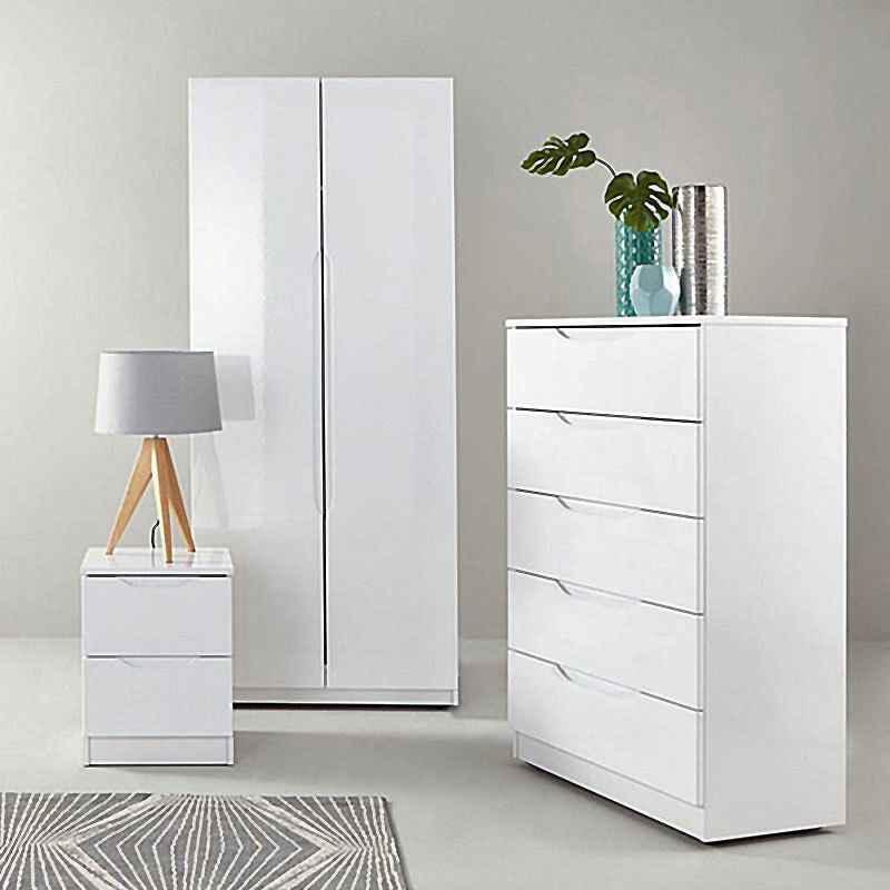 Cheap Corner Bedroom Wardrobe Cabinets Contemporary Closet