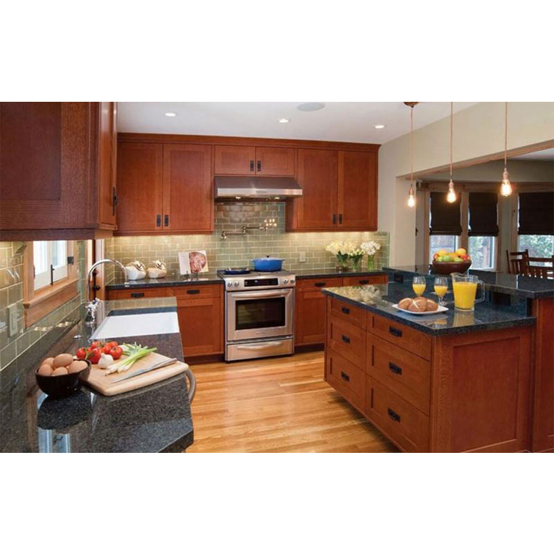 High-quality kitchen cabinet designs manufacturers-1