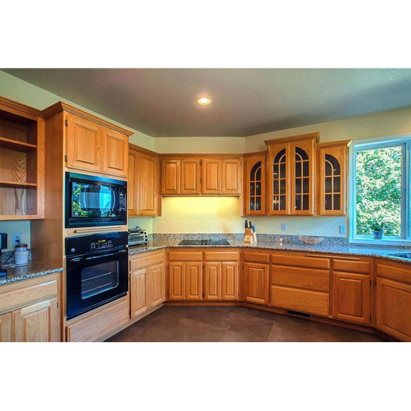 Brown Kitchen Cabinet Wooden Modern Kitchen Cabinets