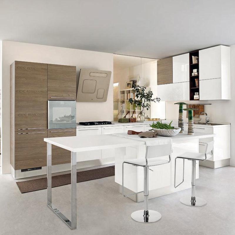 Cabinetry Kitchen Custom Design Melamine House Kitchen Cabinets
