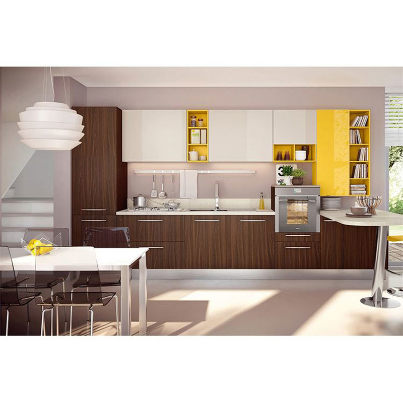 Cheap Price Durable And Good Design Modern Kitchen Cabinets