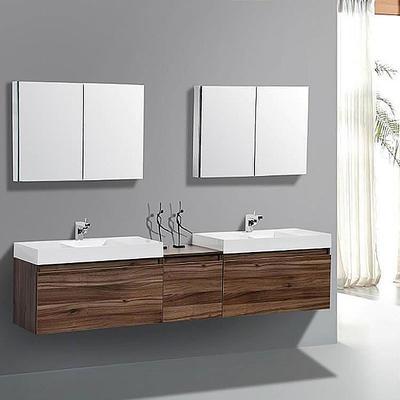 Home Furniture Modern Bathroom Mirror Cabinet