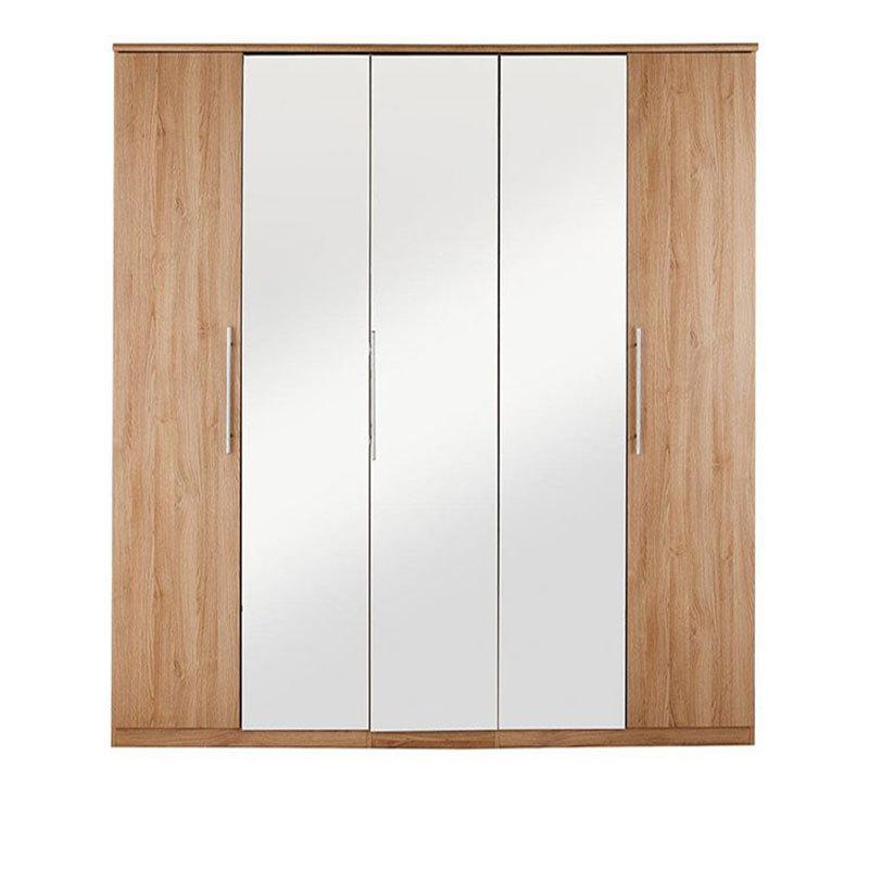 Clothes Wardrobe Plywood Luxury Wardrobe Design
