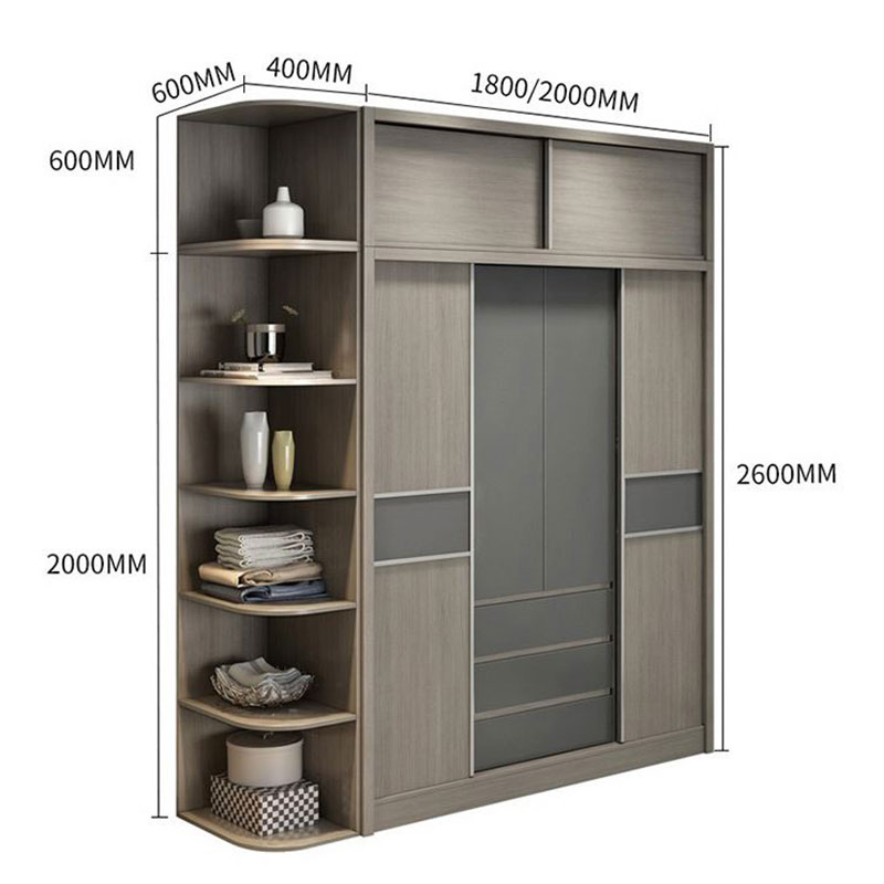 Y&R Building Material Co.,Ltd closet furniture wardrobe manufacturers-2
