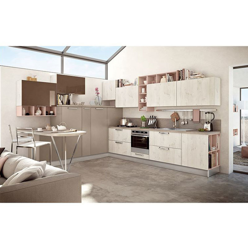 China Made High End New Model Design Custom Kitchen Cabinet