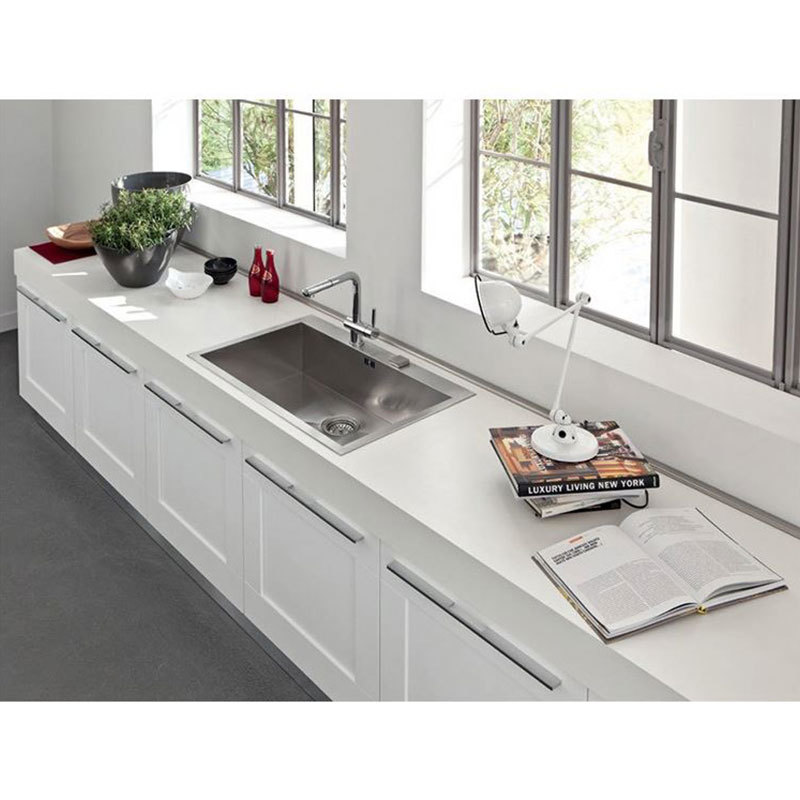 China Modern Affordable Cheap Price Ready Kitchen Cabinet