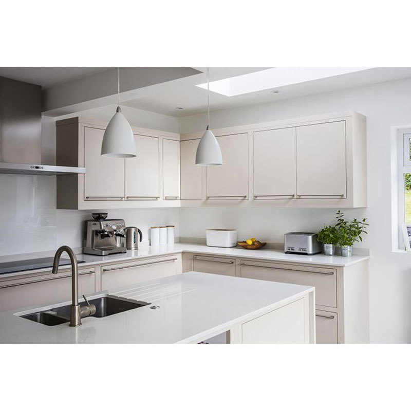 Classic Flat Pack Kitchen Cabinet White Designs Solid Wood