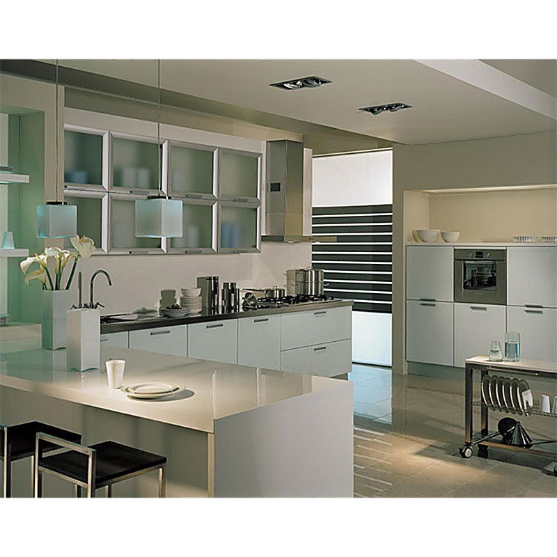 Latest furniture handle kitchen cabinet company-2