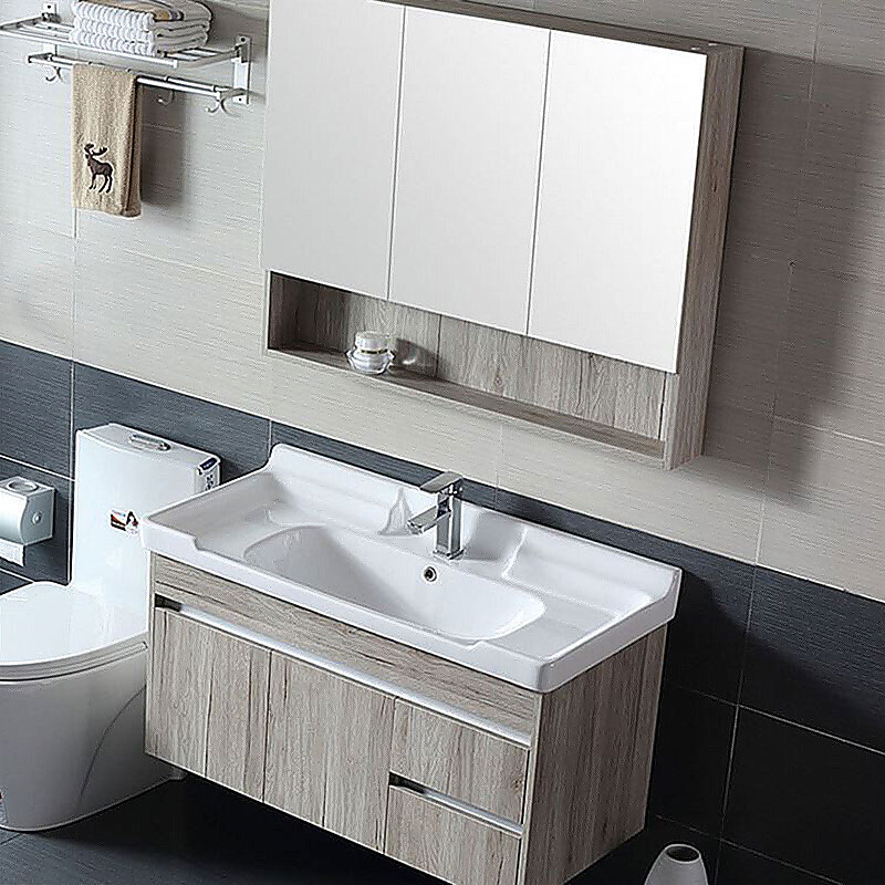 Y&R Building Material Co.,Ltd Custom bathroom mirror cabinet company-1