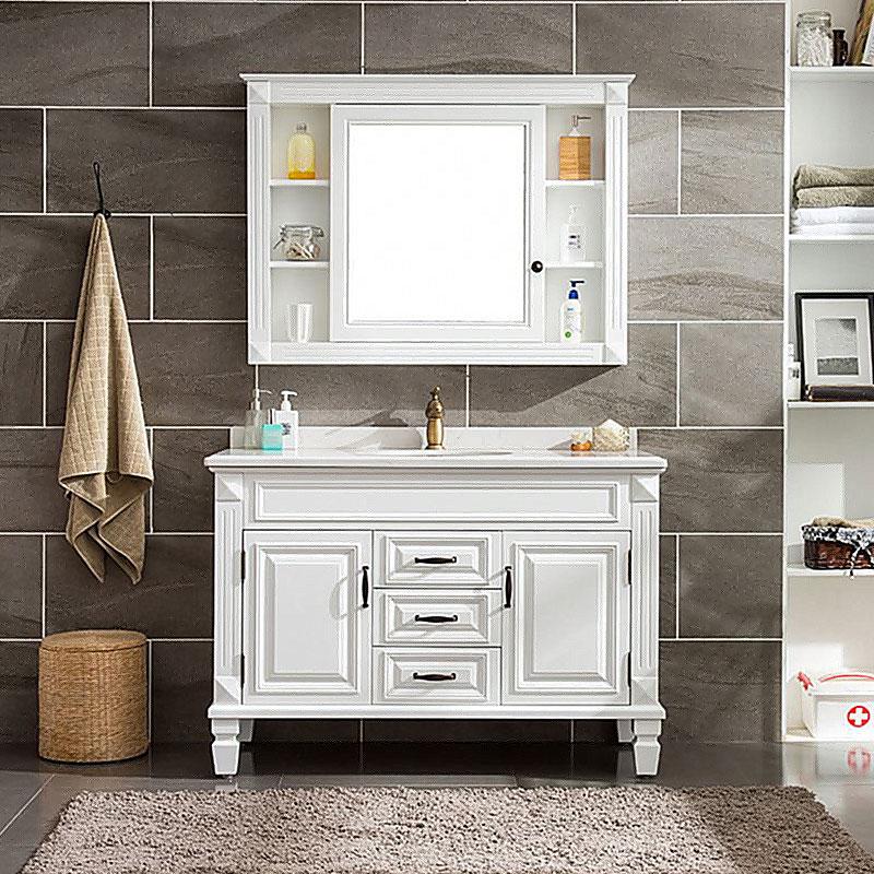Y&R Building Material Co.,Ltd Best bathroom vanity cabinet factory-2