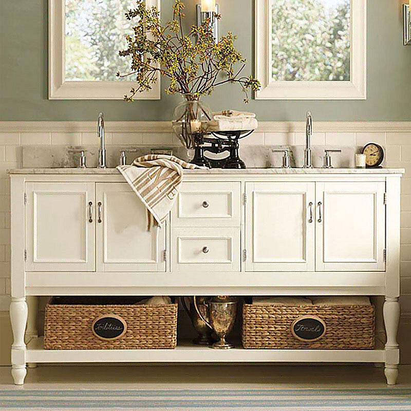 Top luxury bathroom vanity cabinet company-2