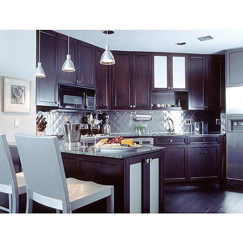 Customize Modern Kitchen Cabinets High Gloss Simple Kitchen Cabinets