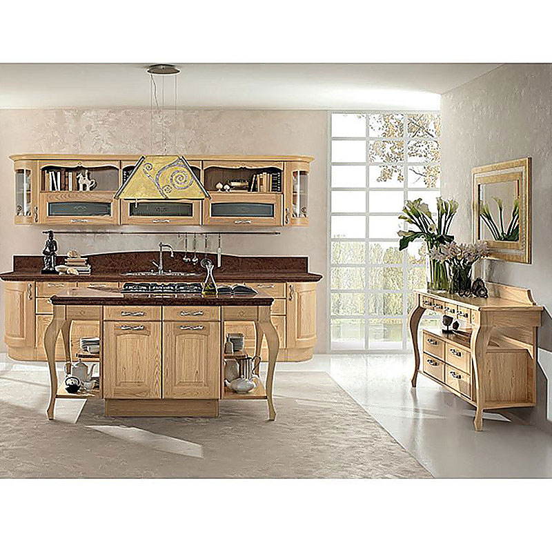 Y&R Building Material Co.,Ltd Custom kitchen cabinet company-1