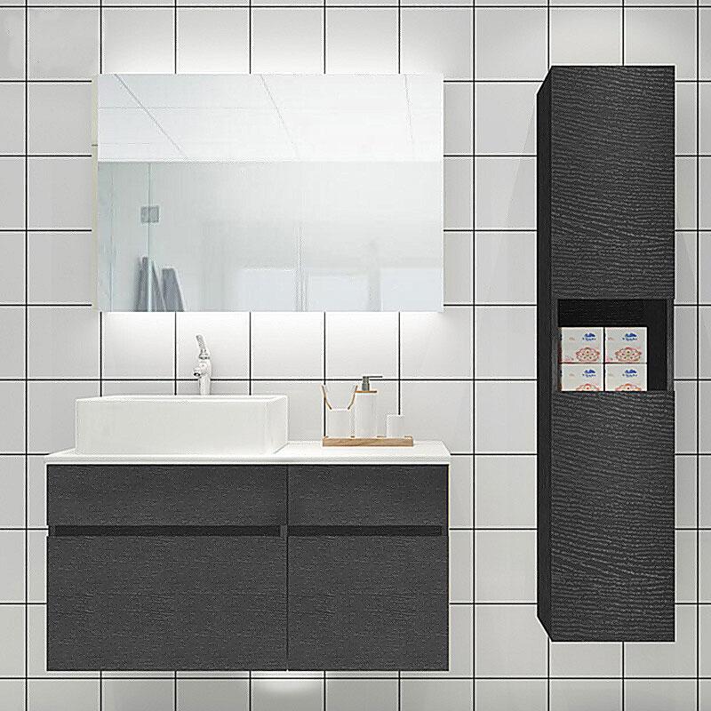 Y&R Building Material Co.,Ltd Top bathroom vanity cabinets modern factory-2