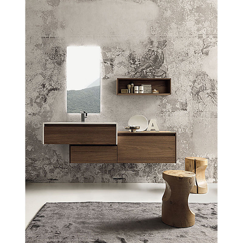 Modern Ready Made Bathroom Wash Basin Cabinet