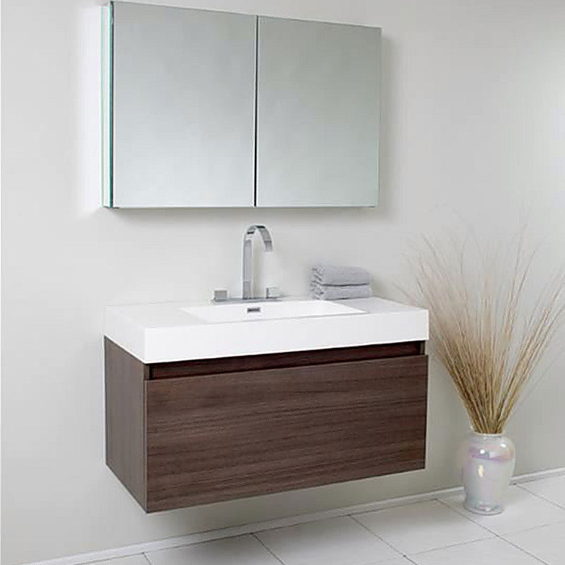 Y&R Building Material Co.,Ltd high gloss bathroom cabinet Suppliers-1