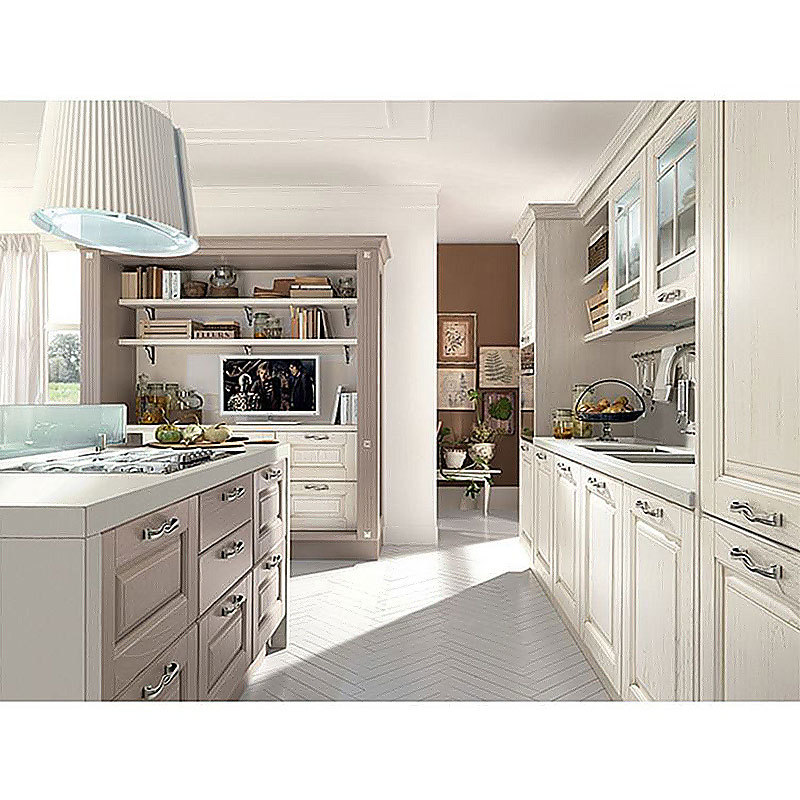 European Basic Kitchen Cabinet Set Wholesale In China