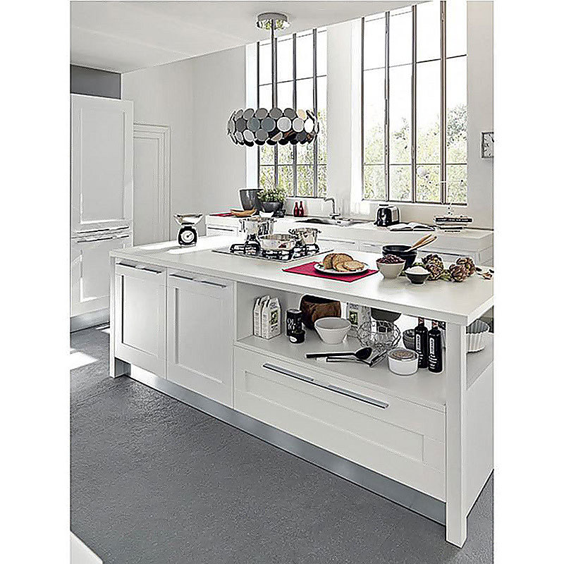High Glossy Affordable Price White Best Kitchen Cabinets