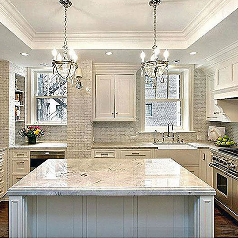 Latest Designs Of High Gloss Finish Modern Kitchen Cabinets