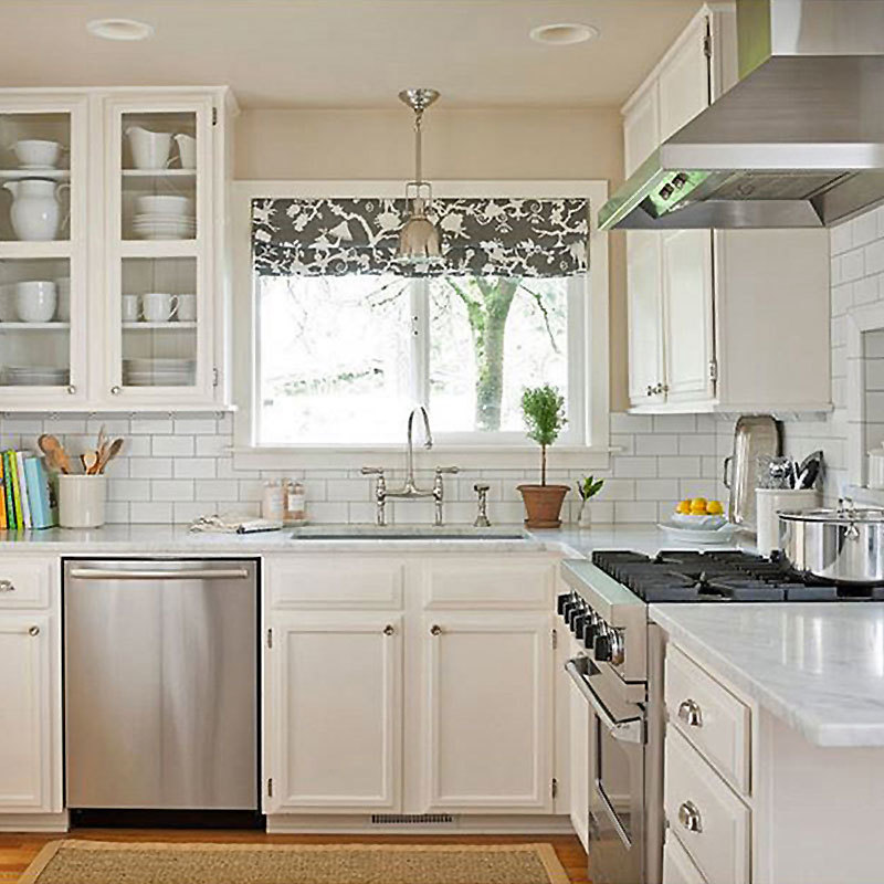 High Gloss Melamine Wholesale Best Kitchen Cabinets Cabinet Furniture