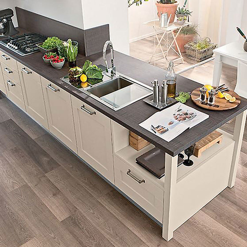 Modern American Standard Kitchen Cabinets Made In China