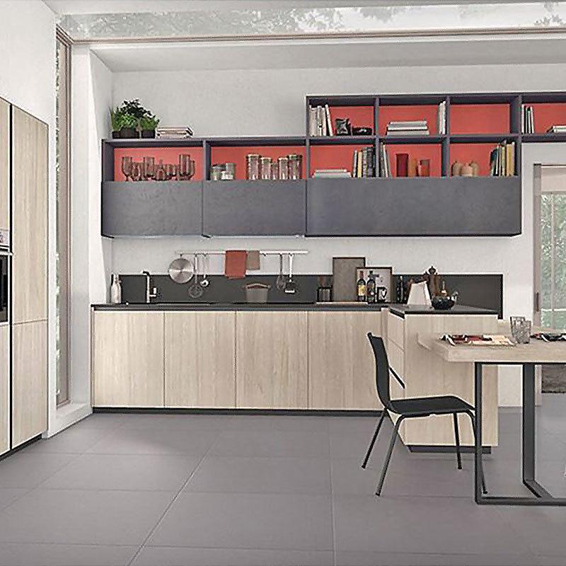 Wholesale Simple Design Modern European Kitchen Cabinets