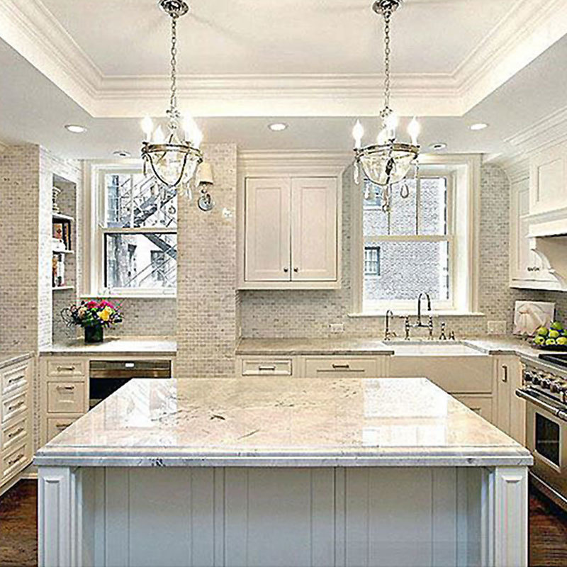 New Design American Standard Kitchen Cabinets From Chinese Supplier
