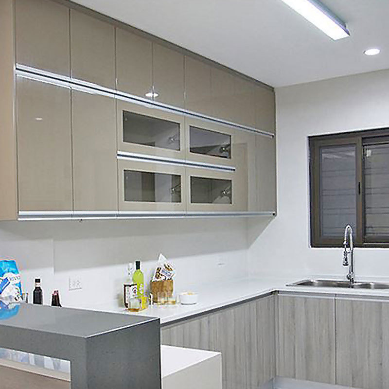 Professional Factory In Kitchen Over best kitchen cabinets