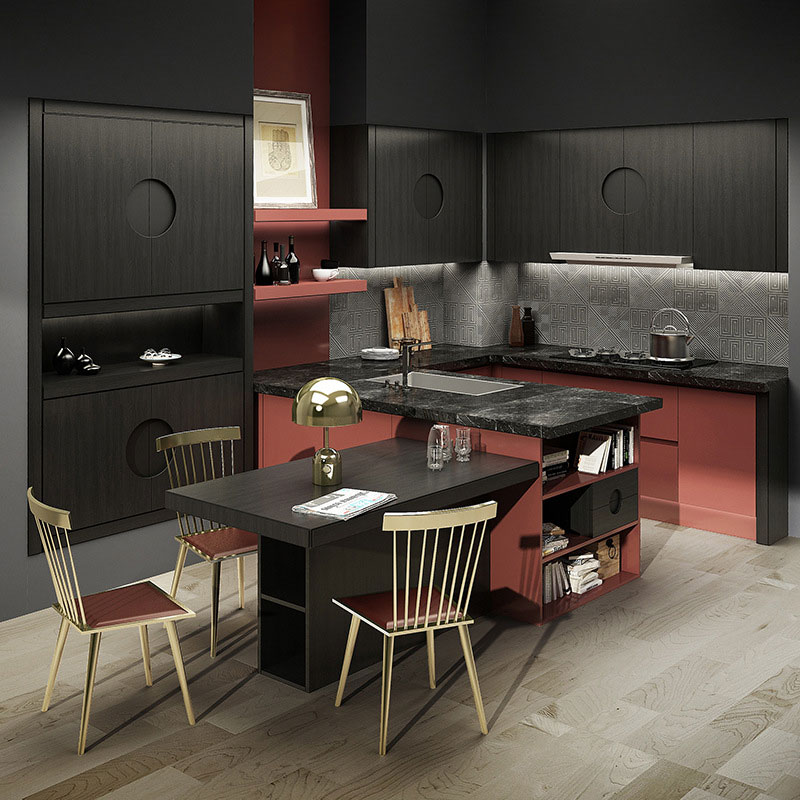 Y&R Building Material Co.,Ltd small kitchen design cabinet Suppliers-2