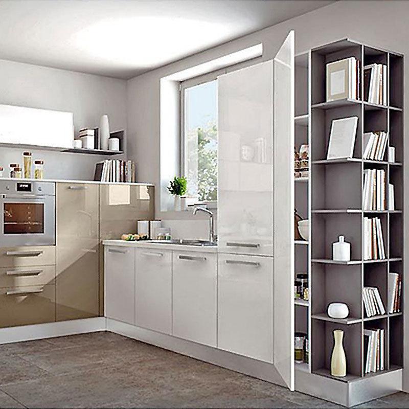 Wholesale Modern Kitchen Cabinets Mdf White Kitchen Cabinet