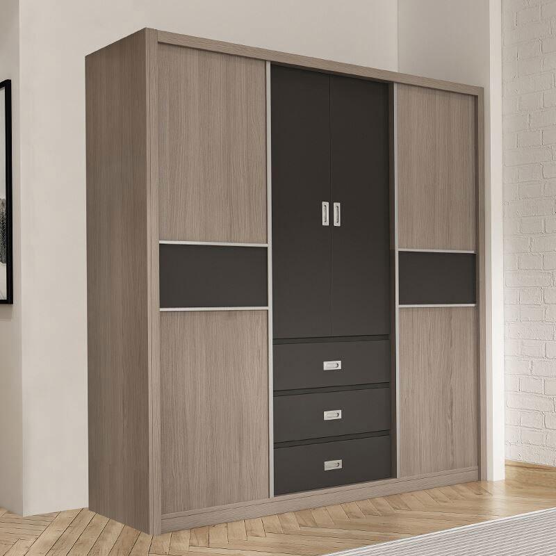 CARB II Bedroom Contemporary Wardrobe Sliding Door
