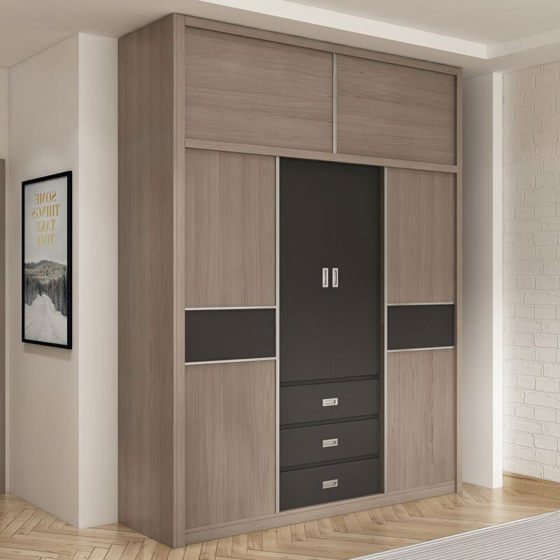 Y&R Building Material Co.,Ltd Wholesale sliding door armoire wardrobe manufacturers-1