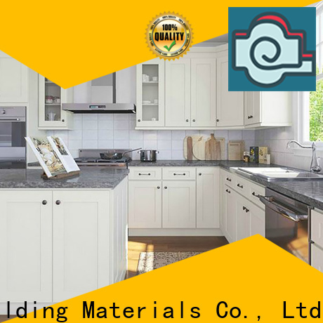 Y&R Building Latest modern kitchen cabinets manufacturers