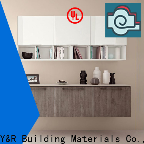 Y&R Building Top best kitchen cabinets manufacturers