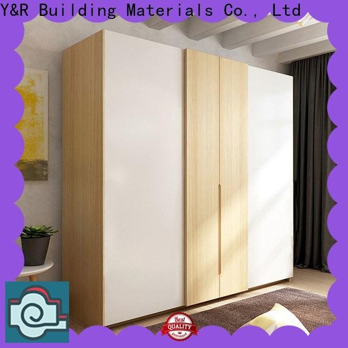 Y&R Building home closet factory