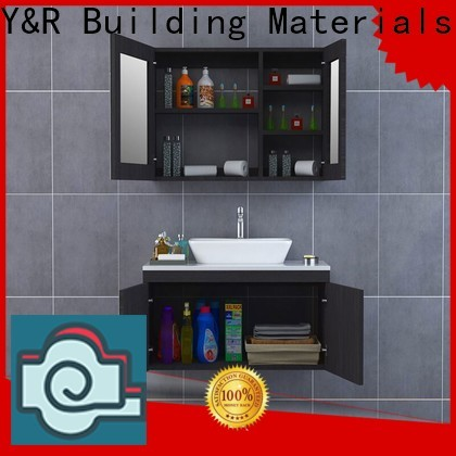 Y&R Building Best bathroom cabinet wall mounted manufacturers
