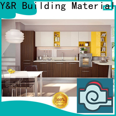 High-quality modern kitchen cabinets manufacturers