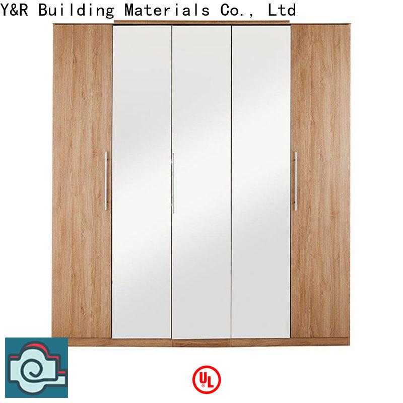 Y&R Building pax wardrobe Supply