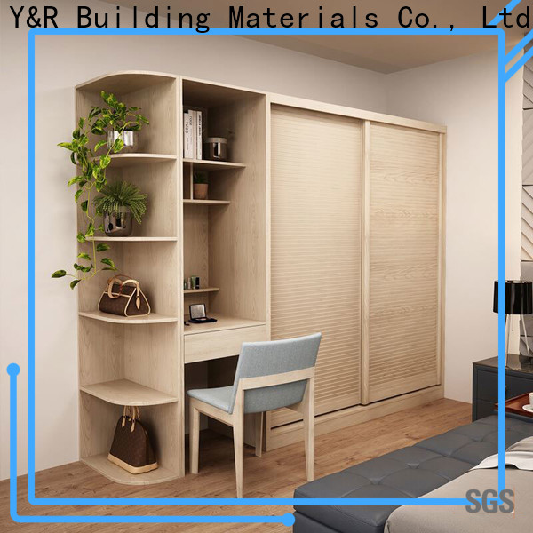 Y&R Building new wardrobe Suppliers