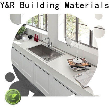 Y&R Building modern kitchen cabinets Supply