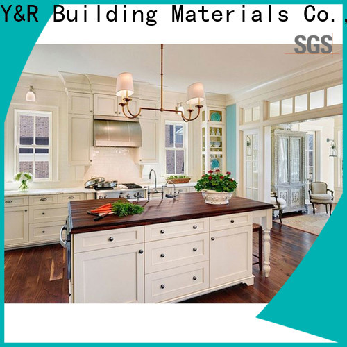 Y&R Building Top best kitchen cabinets factory