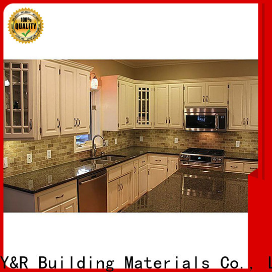 Y&R Building Wholesale best kitchen cabinets for business